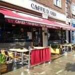 صورة فوتوغرافية لـ Caffe D'Oro
