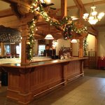 Our warm and inviting tasting room!