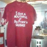Big Frank's Sausage