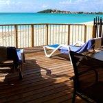 beachfront lanai
