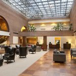 Atrium Lobby -  City Plaza Entrance