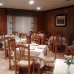 El salón comedor!!