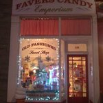 Favours has now expanded in to larger premises next door.