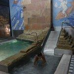 Area bimbi piscina