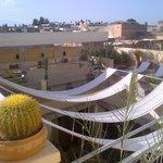 il terrazzo del riad