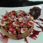 Waffle Deal - Mmmmm!