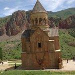 Noravank kirke i Armneia fra 13 århundre- Fin dagstur fra hotellet