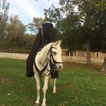 Headless horseman at Fall Halloween Days