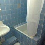 Baño Habitación H Ukraine Almudena
