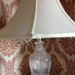 Lamp Shade Coming Apart