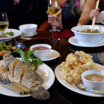 Emerald Gardens onsite Chinese restaurant