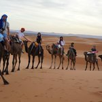 Erg Chebbi (Sahara Desert)