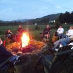 Bon Fire with the Moonshiners