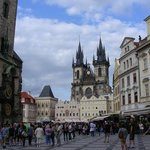 10 minute walk to Old Town and the astronomical clock