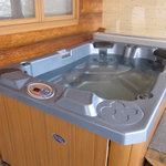 Sunrise Room private hot tub