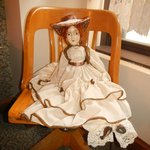"""""""Haunted"""" doll in room 310"""