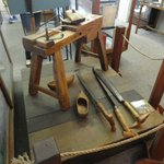 Tools For Making Wooden Shoes