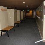 Ski/Board Locker rooms