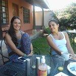 Mariola y Cristina