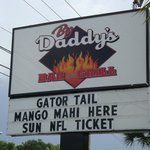 Big Daddy's Bar and Grill, Daytona Beach, FL