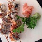 Shrimp Tempura (2 rolls)