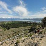 Vista a partir do Cerro Leones
