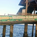 Nalusuan Island!
