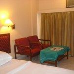 harsha hotel room