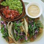 Fish Tacos...amazing!
