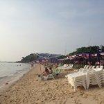 Tien Beach