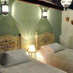 """Nuestra preciosa habitación de camas dobles """"Chiapa de Corzo"""""""