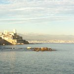 Antibes from across the street