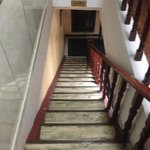 Stairs, Russia Youth Hostel