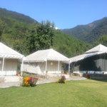 Photo de Tatva Bir Tents and Resort