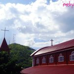 Another view of Immaculate Conception Church of Culion, Palawan!