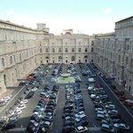 Внутренний двор Ватикана