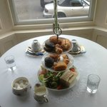 Afternoon tea in The Ashton Suite
