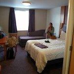 Foto di Premier Inn Bristol South Hotel