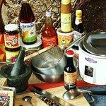 Nuh´s Küchengeräte, eine Auswahl
