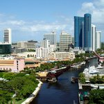 Downtown FTL and Riverwalk