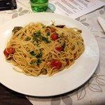 Spaghetti del giorno: alle vongole
