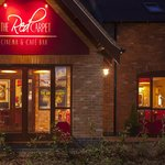 The Red Carpet Cinema & Cafe Bar - Barton Marina