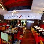 le César Place restaurant &vins