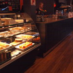 Archtop Cafe Front Counter