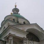 Храм монастыря.