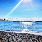 Beach,Wow