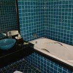 Замечательная ванная комната