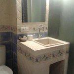 El baño. Una monada!