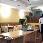 La deuxième salle du restaurant
