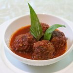 Homemade Meatballs at The Tap Room